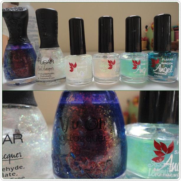 Nfu oh 51, Nubar 2010 , Sancion Angel Sandy , Fantine , Mary Poppins e Cassie