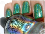 OPI Holiday on Broadway Collection – SRO (Standing Room Only) Silver