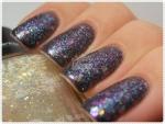 Aqua Paillettes Sparkle Touch #231 (Kiko)