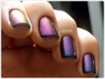 Esmalte do Dia: Purple Beach (Nubar)
