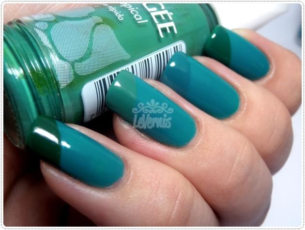 Comparação Angra dos Reis, Verde, 217, País Tropical, Verde Esmeralda