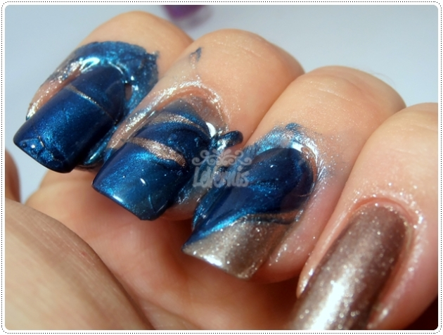 Water Marble – Rodeo Fanatic (China Glaze)