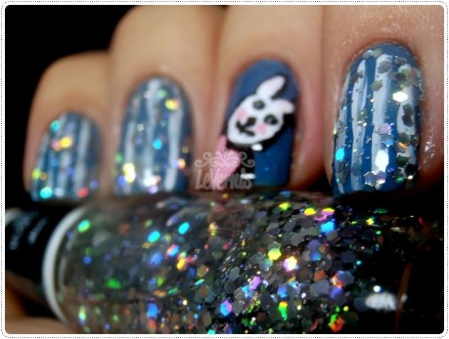 Nail Art Páscoa 1
