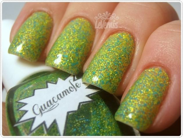 Glitters Artesanais by BBF - Guacamole