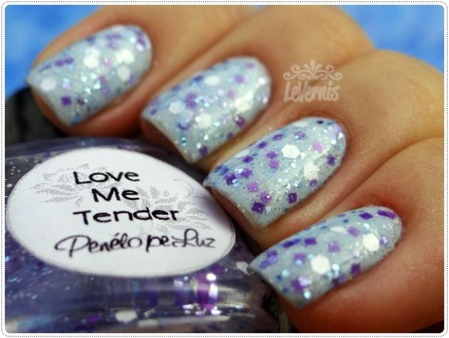 Love Me Tender Penelope Luz Blue Lagoon Revlon.