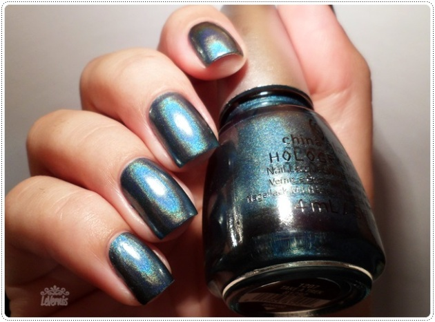 take a trek china glaze