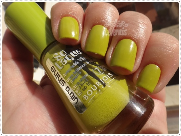 Bourjois - Lime Catwalk (1)