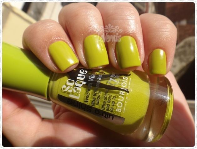 Bourjois - Lime Catwalk (2)
