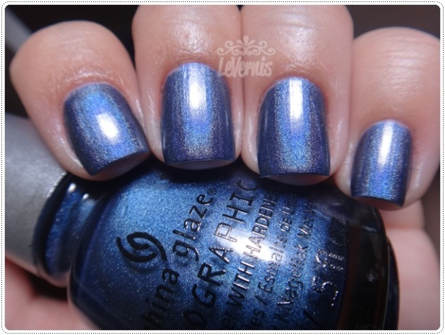 China Glaze - Strap On Your Moonboots (1)