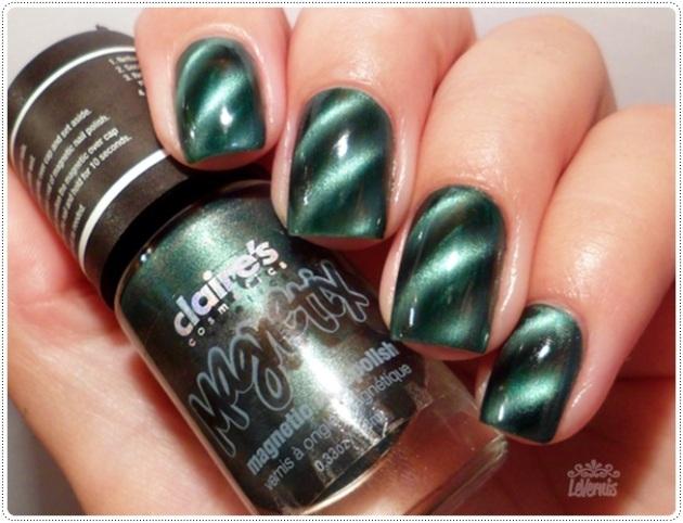 claires verde