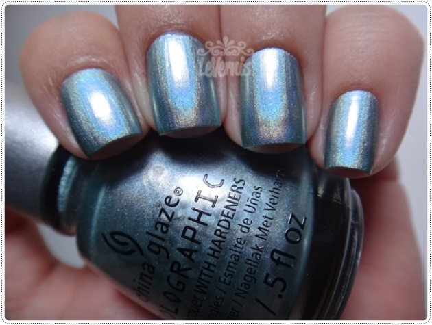 China Glaze - Don't Be a Luna-tic (1)