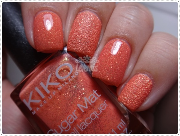 Kiko - 639 --- Golden Mandarin - Mandarino Dorato com e sem TC